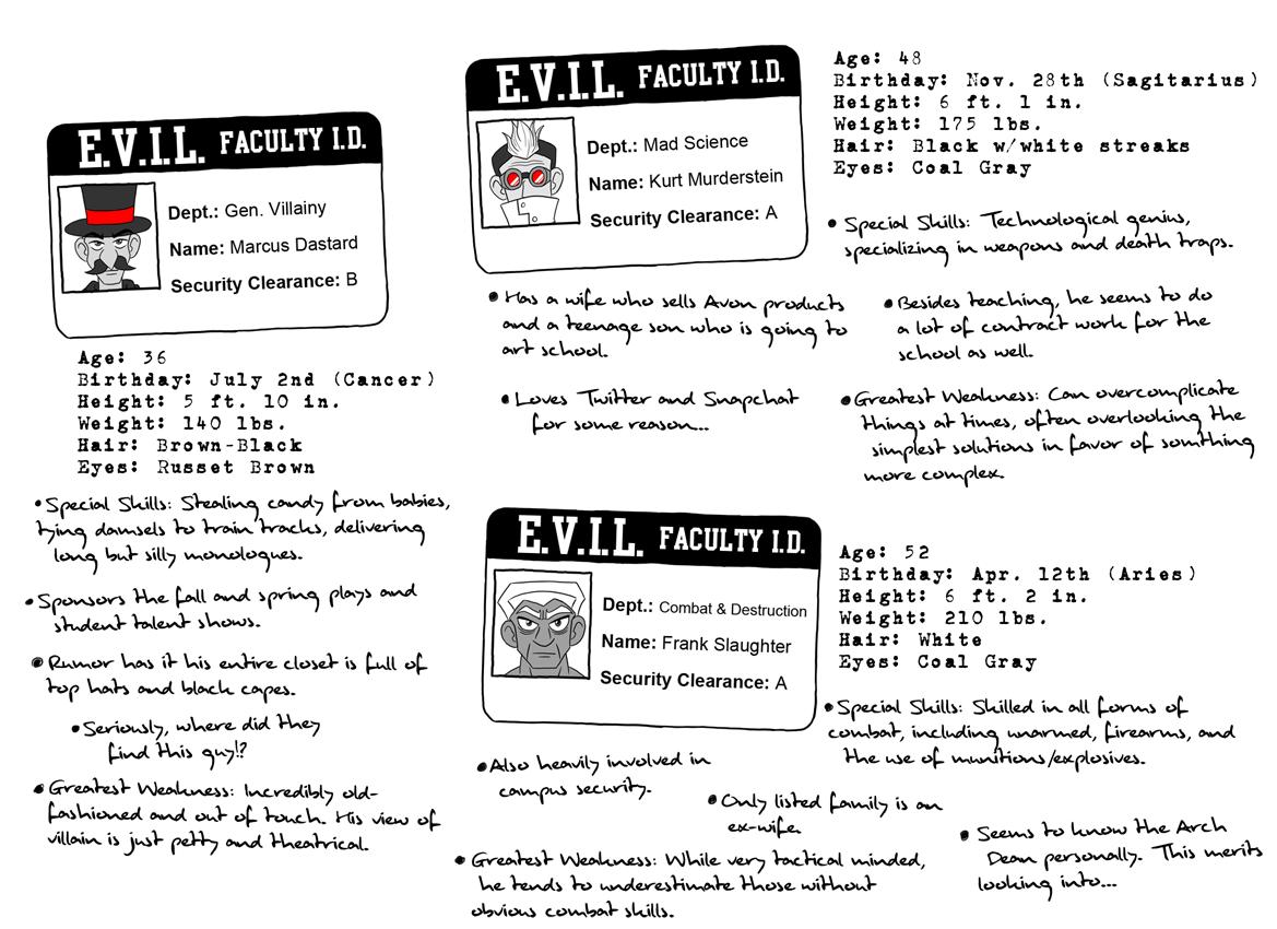 Gabriel's Secret Files 4