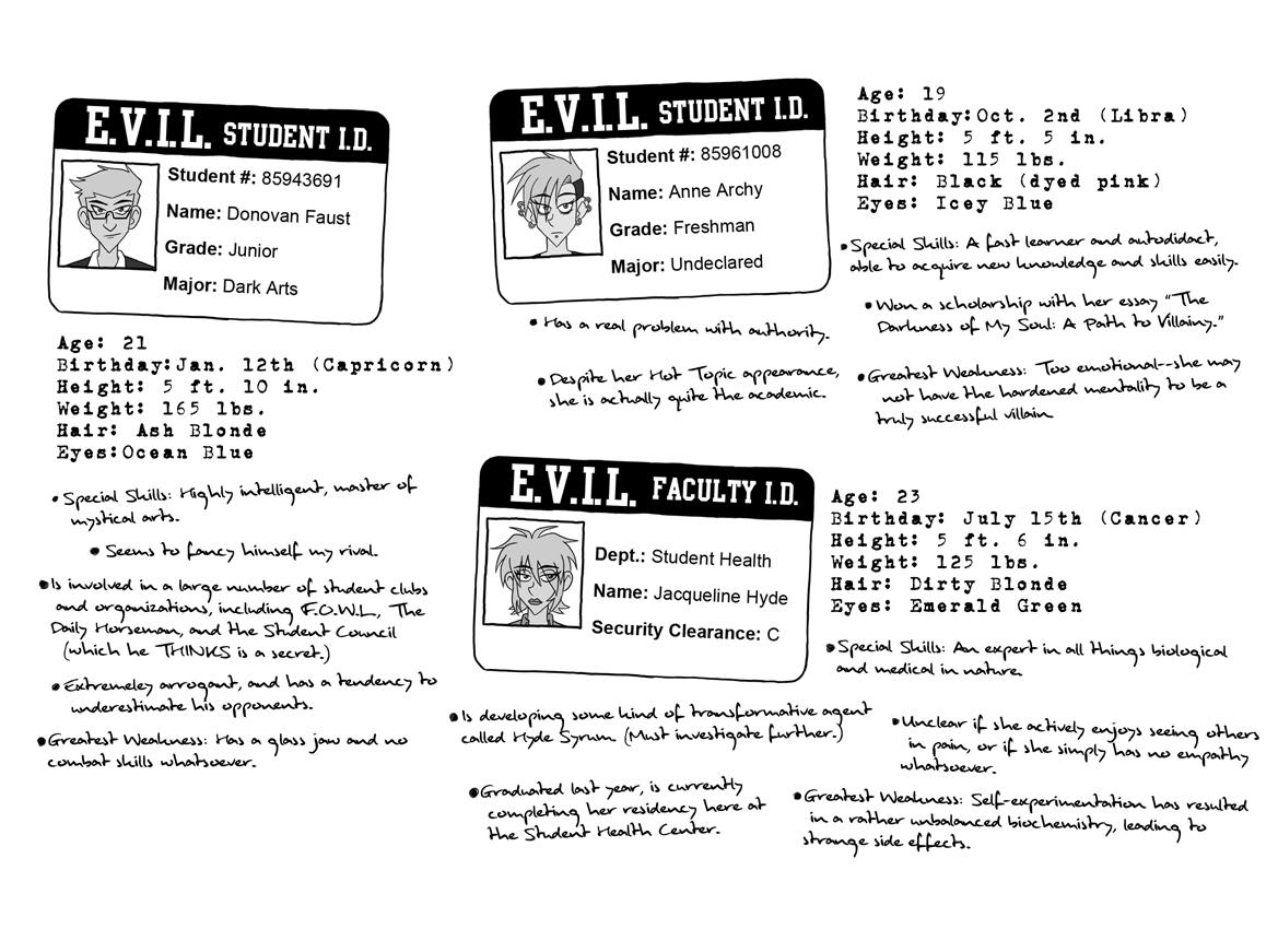 Gabriel's Secret Files 3